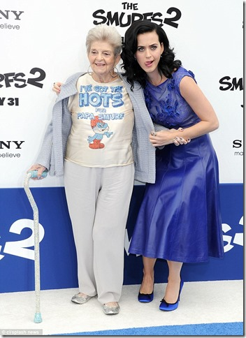 katy and grandma