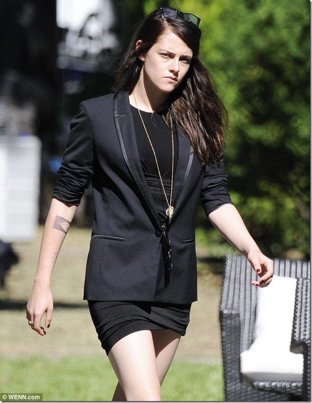 kristenstewartfilming