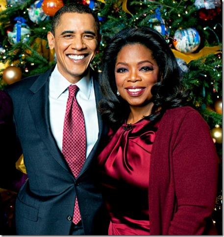 Winfrey-Obamas