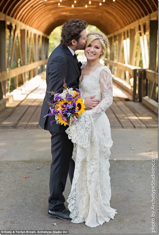 kellyclarksonwedding