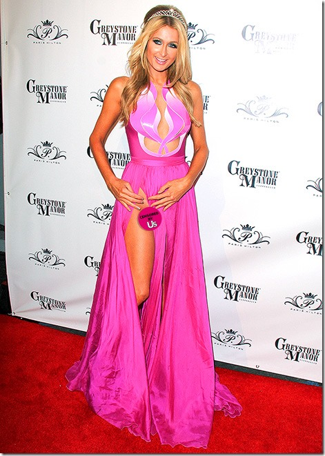 Paris Hilton Birthday