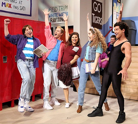 mario lopez saved by the bell slater